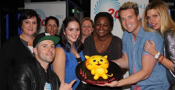 Jules Lund's Birthday 2Day FM
