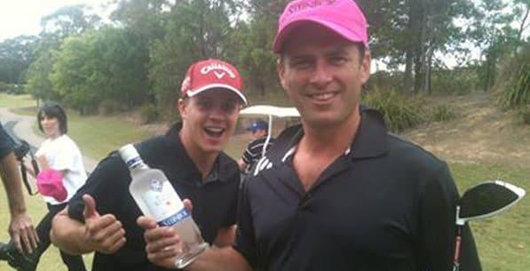 Sony foundation Golf Day March 2013