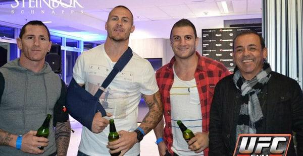 UFC Gym Grand Opening – Alexandria