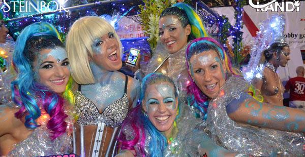 The Sydney Mardi Gras 2014