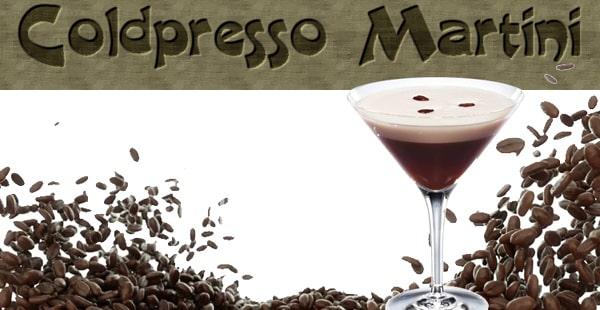 Coldpresso – The Perfect Martini
