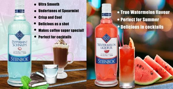 Steinbok's NEW Flavours