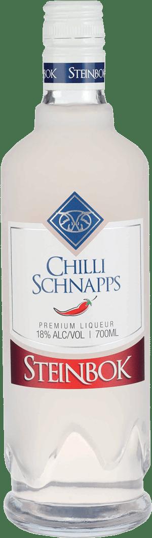 Steinbok Chilli Schnapps