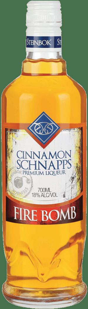 Steinbok Cinnamon Schnapps
