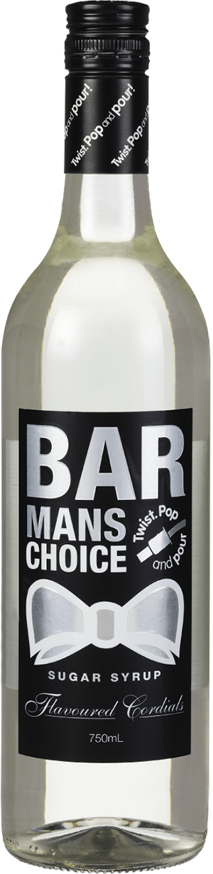 Barmans Choice Sugar Syrup