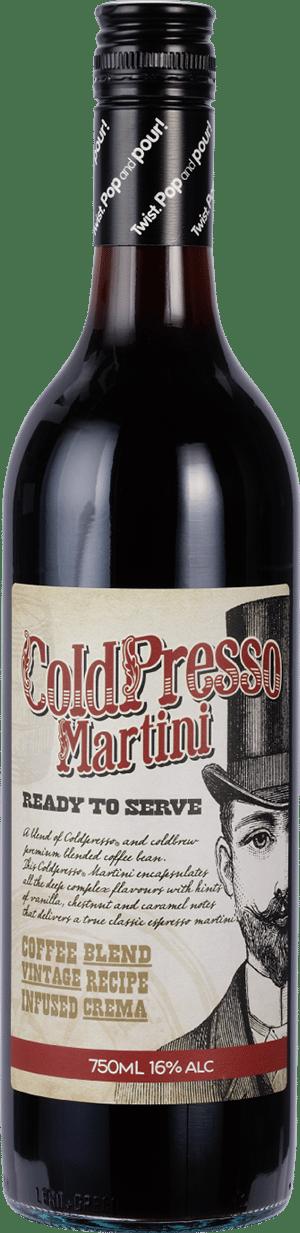 ColdPresso Martini – Ready-Made Espresso Martini