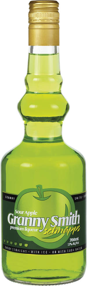 Granny Smith Sour Apple Schnapps