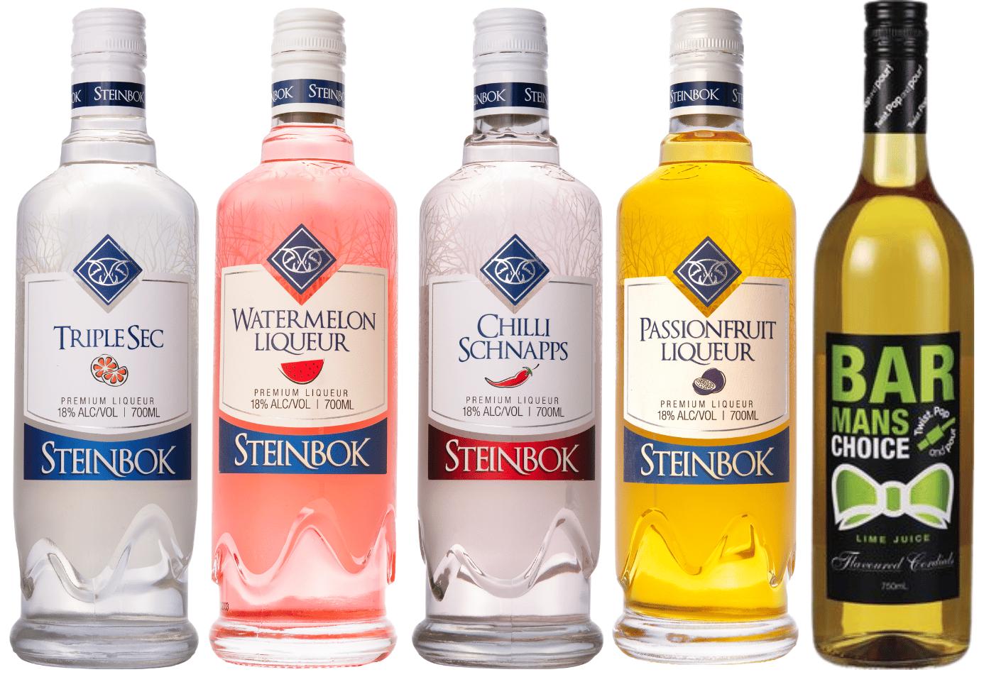 Steinbok Margarita Pack